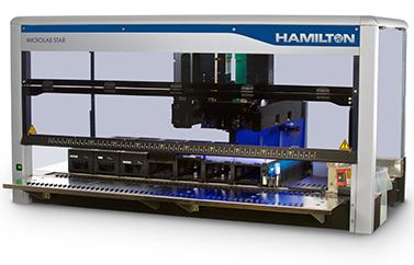 Hamilton Microlab STAR Line (pre-PCR)