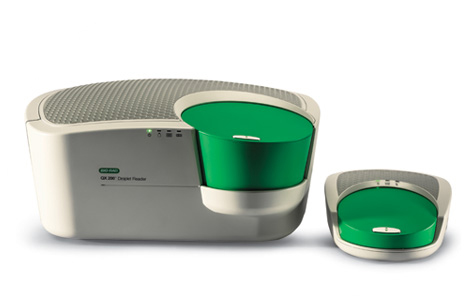 Droplet Digital PCR (ddPCR) – QX200